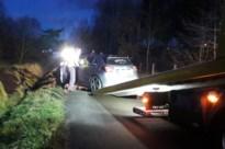 Auto aangetroffen in gracht, bestuurder spoorloos