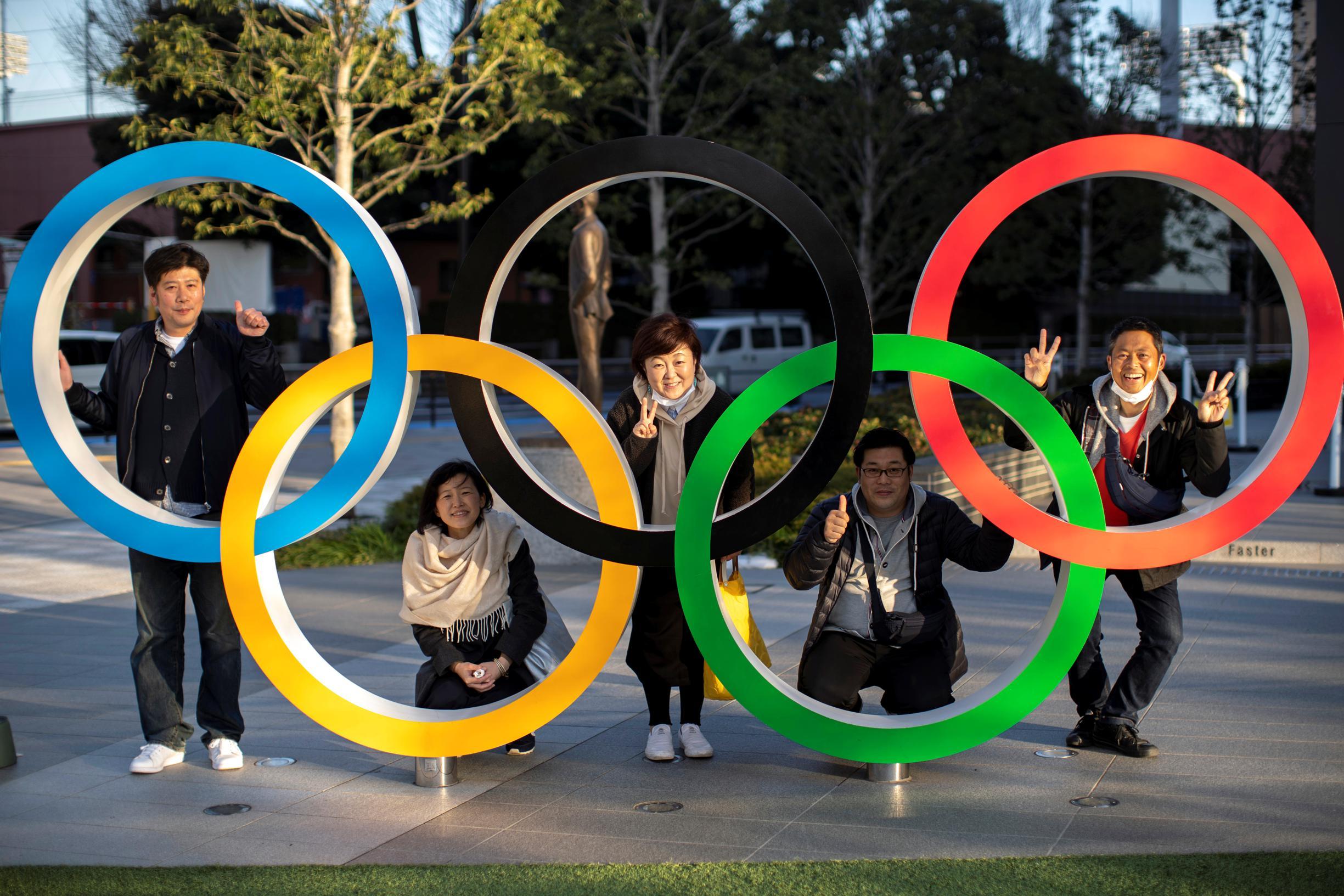 Olympische Spelen zonder publiek?