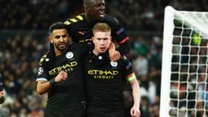 Matador De Bruyne loodst City met assist en goal voorbij Real