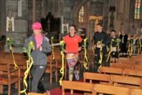 Diaken René vindt City Run door kerken ongepast