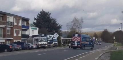 Politie rolt in Lanaken eerste heroïnelab van Limburg op