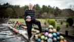 Te geef: 220 oude bowlingballen