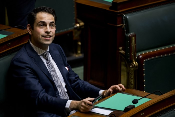 Zo wil Vlaams Belang voorzitter Tom Van Grieken in 2024 Vlaams minister-president maken