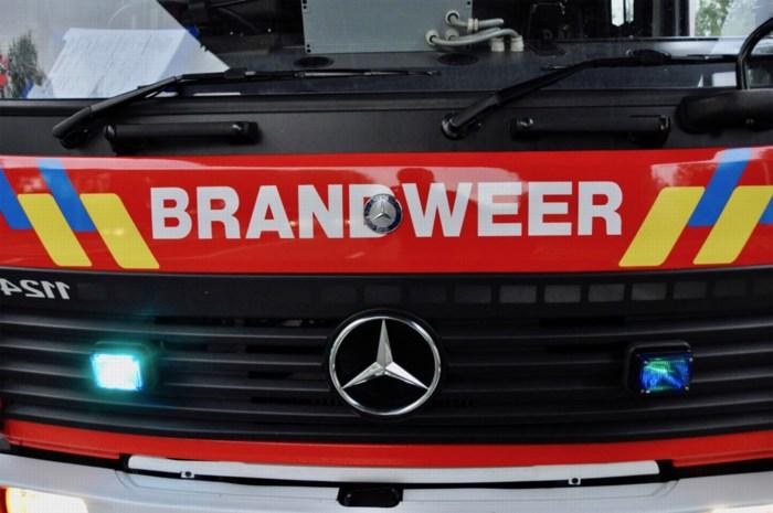 Brandweer rukt uit voor pan op vuur