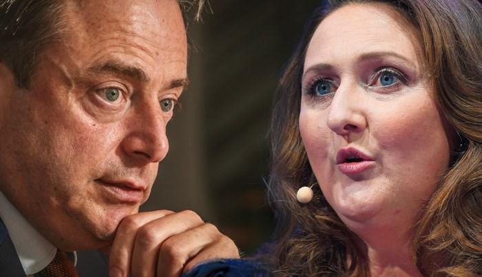 """Politicologen over oorlog tussen Open VLD en N-VA: """"Het ergste moet nog komen"""""""