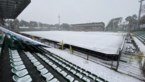 Koning Winter in de clinch met Koning Voetbal in Lommel