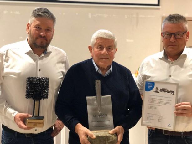 Gemoco viert winst Aquafin-award in kasteel van Alden Biesen