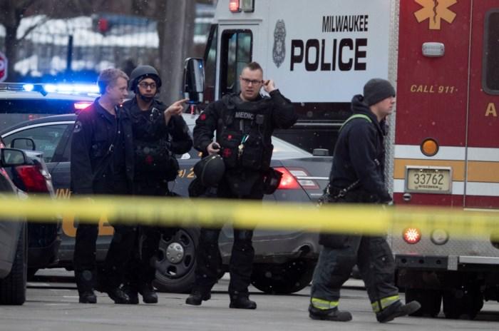 Schutter schiet vijf collega's en zichzelf dood in Amerikaanse brouwerij