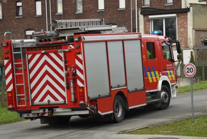 Limburgse brandweer rukt op één jaar 2.813 keer uit voor brand