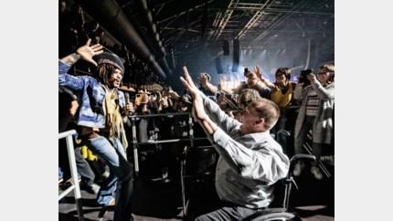 """Maaseik-manager Marc Vermeulen: """"Ik zie rolstoel en krukken niet als een obstakel"""""""