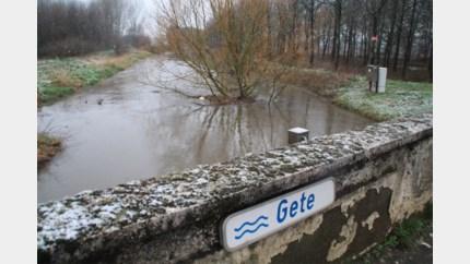 Limburg slikte op twee dagen water van een halve maand