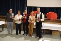 42ste ledenfeest van wandelclub Anjertrippers
