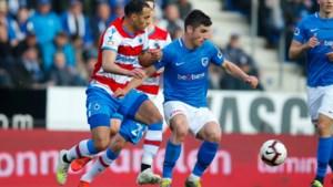 KRC Genk al zes jaar zonder thuisnederlaag tegen Club Brugge