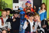 Kinderen worden ondergedompeld in carnavalsgebeuren