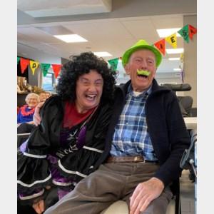 Geslaagd carnavalsfeest in WZC Melderthof