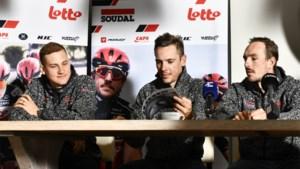 Waarom een uitgeziekte Philippe Gilbert en een verkouden Tim Wellens voor Lotto-Soudal een slag om de arm houden voor de Omloop