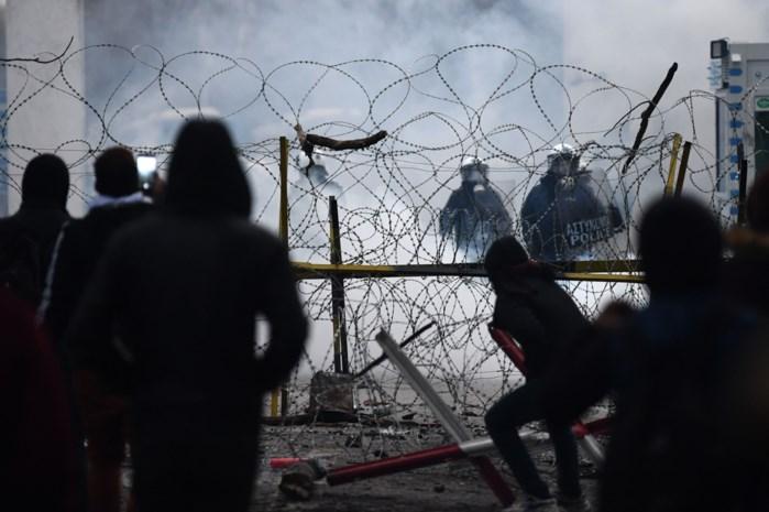 Erdogan bevestigt dat migranten grens met Europa mogen oversteken