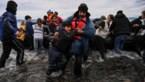 Inwoners Lesbos steken nog onbewoond opvangcentrum voor migranten in brand