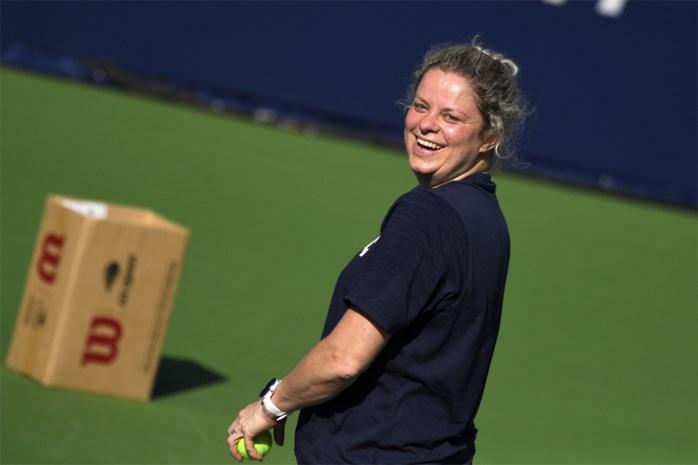 """Kim Clijsters is klaar voor tweede match sinds comeback: """"Mijn niveau stijgt"""""""