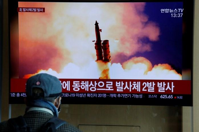 Noord-Korea lanceert opnieuw projectiel