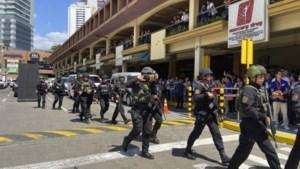 Dertigtal mensen gegijzeld in winkelcentrum op Filipijnen