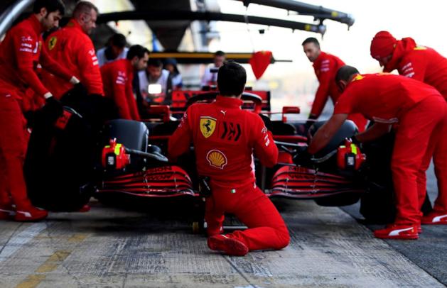 """Ferrari wil duidelijkheid over coronavirus: """"Mag ons personeel Australië binnen?"""""""