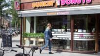 Hier opent Dunkin' Donuts haar eerste Belgische filiaal