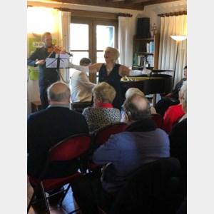 Parochieteam Zelk organiseert pianoconcert voor Broederlijk Delen