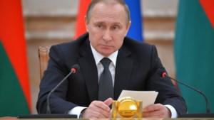 Erdogan spreekt donderdag met Poetin in Rusland
