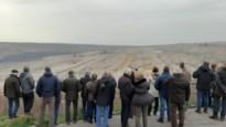 Pasar bezoekt bruinkoolmijn bij Hambach