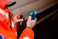 62-jarige dronken chauffeur loopt drie keer in twee dagen tegen de lamp