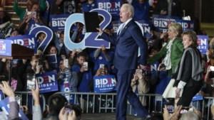 Biden wint, Bloomberg gooit handdoek in de ring, Sanders nog niet uitgeteld