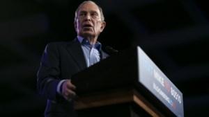 Gooit Michael Bloomberg vandaag al de handdoek in de ring?