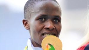 Olympisch kampioene 3.000 meter steeple voor vier jaar geschorst