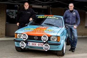 Cafébaas wordt rallypiloot
