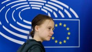 Greta Thunberg over Europese klimaatwet: 'Al doelstellingen nodig voor 2020'