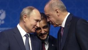 Erdogan kijkt naar Poetin om bestand in Syrië te bereiken: conflict dreigt uit de hand te lopen