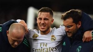 Eden Hazard met succes geopereerd in Dallas