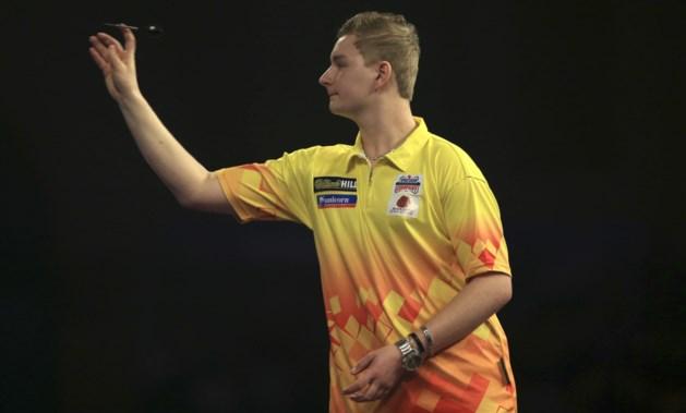 Dimitri Van den Bergh en Kim Huybrechts naar 1/16de finales UK Open darts