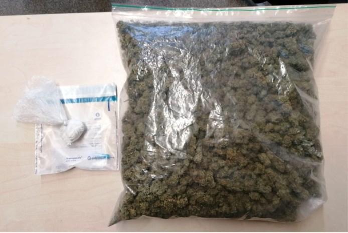Politie Voeren vat drie Fransmannen met 12.000 euro aan drugs