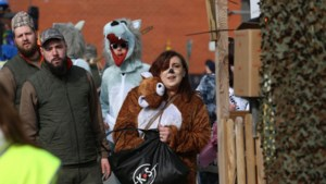 Bekijk hier de foto's van de carnavalsstoet in Lommel