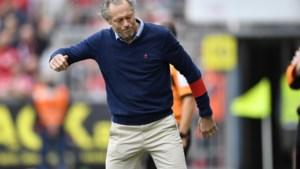 """Preud'homme op zijn hoede: """"STVV kan altijd iets meer tegen Standard"""""""