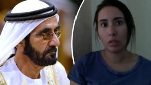 Prinses van Dubai ontsnapt uit klauwen van vader, maar wordt geklist door spionnen