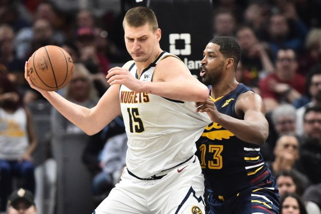 Staartploeg Cleveland verrast Denver opnieuw in NBA