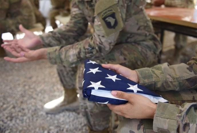 Amerikaans leger haalt troepen terug uit Afghanistan