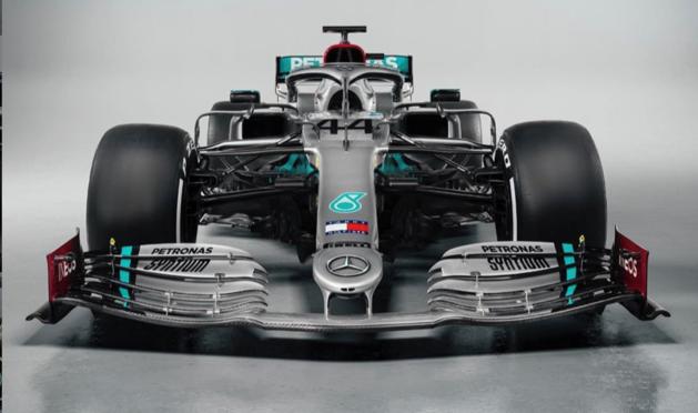 F1-bolides 100kg zwaarder in enkele jaren tijd