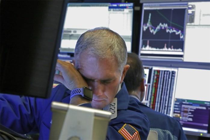 Pandoering op de beurzen: Bel20 kent op één na slechtste dag ooit, monsterverliezen op Wall Street