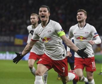 Klinisch Leipzig geeft Spurs geen kans