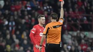 Vijf matchen schorsing voor Zinho Vanheusden na rode kaart tegen STVV