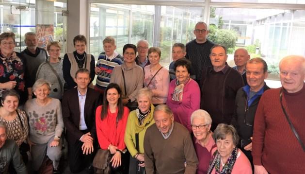 COV Tongeren-Bilzen bezoekt de VRT en Vlaams Parlement